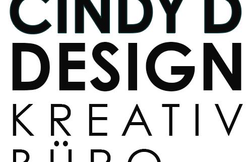 Logo cindy d design - Kreativbüro für Grafik-Design, Web-Design, Produktfotografie und Kunst