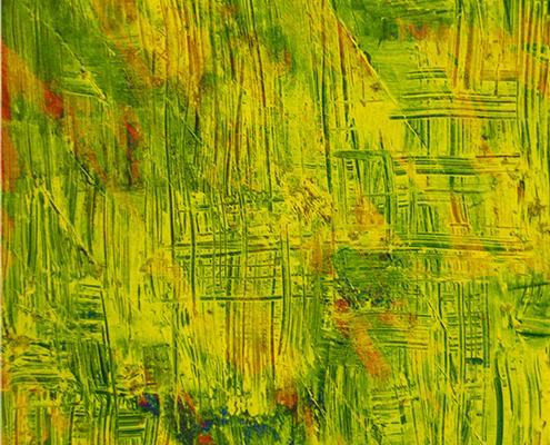 Bild Projekt Freie Kunst - Acryl auf Leinwand 06