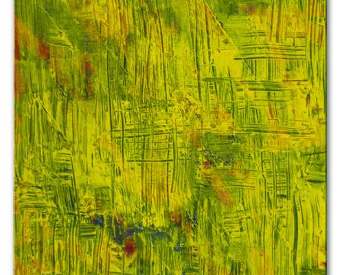 Bild Projekt Freie Kunst - Acryl auf Leinwand 06 - gross