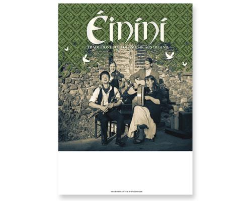 Projekt Tour-Plakatgestaltung für Einini